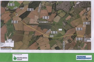 Stop the Herefordshire Southern Link Road