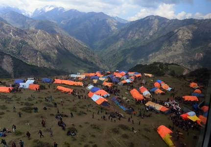 STOP 46% import duty on tents in Nepal