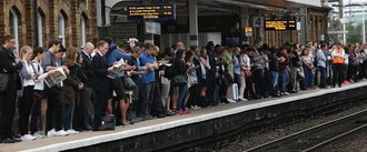 Keep passengers safe: Don't break-up & privatise Network Rail