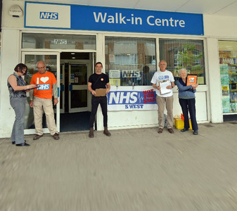 Save Sidwell Street Exeter NHS Walk-in Centre