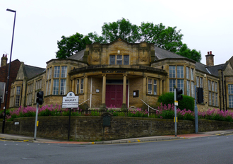 Local Voice for the Walkley Carnegie Building