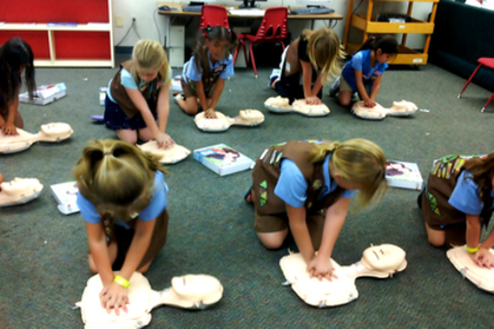 Make First Aid a part of the National Curriculum