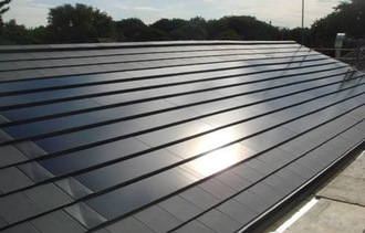 All new homes/buildings should be built with solar panel tiles