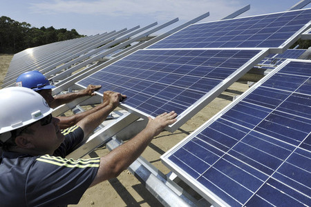 Make it Mandatory to cover new commercial rooftops in plants or solar panels