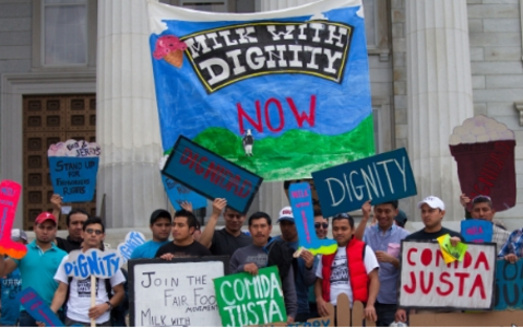 Ben & Jerry's: Stand Up For Farmworkers' Rights