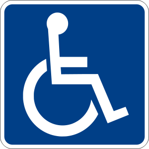 Free Valet Parking Service for Disabled at Westfield Shopping complex