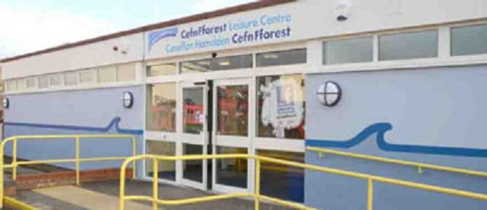 Save Cefn Fforest Leisure Centre and others from closure