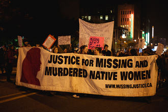 Demand an inquiry into violence against Aboriginal women