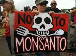 Say NO to Monsanto's Genetically Modified Foods Entering the U.K