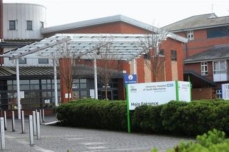 Save Wythenshawe Hospital's General Surgery