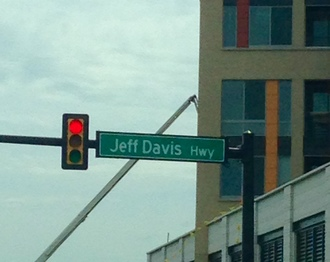 Change the Name of Jefferson Davis Highway in Arlington