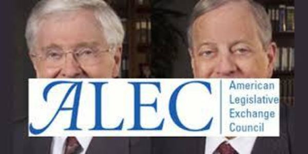 INVESTIGATE KOCH INDUSTRIES  and ALEC for Bribery and Corruption