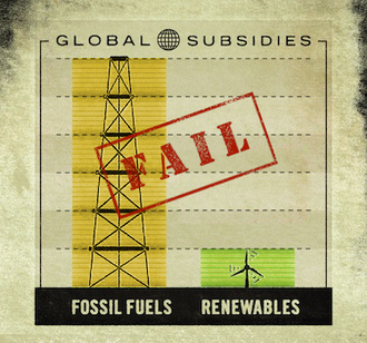 IMF and World Bank: End Fossil Fuel Subsidies