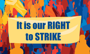 Defend The Right To Strike