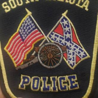 Remove the Confederate Flag from the Police badges of Gettysburg, South Dakota