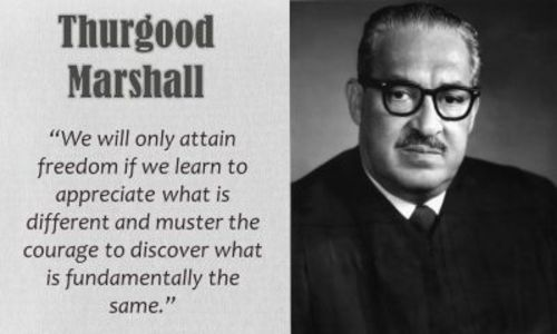 Rename J.E.B Stuart High School To Thurgood Marshall High School
