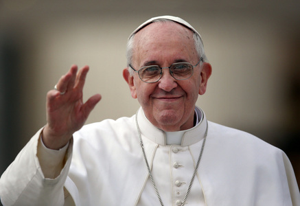 Letter to Pope Francis