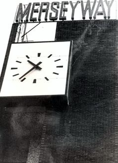 Bring back Merseyway clock!