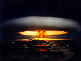 World without nuclear weapons