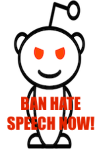Don't Fund the Next Dylann Roof: Dump Reddit!