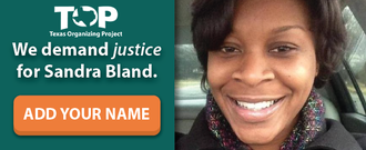 Sandra bland petition top logo