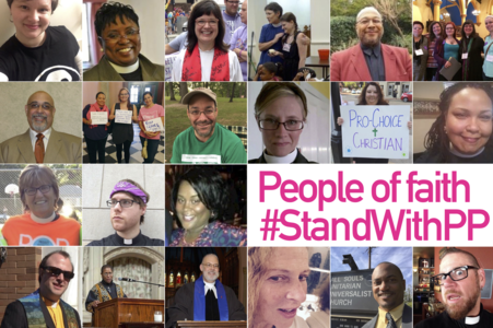 People of Faith Stand with Planned Parenthood