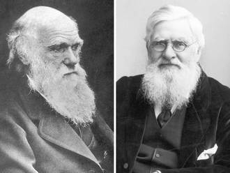 For Alfred Russel Wallace to be included on the back of the ten pound note along with Darwin.