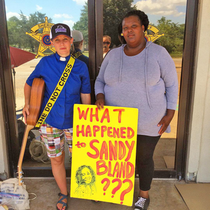 People of Faith Stand with Sandra Bland's Family to Demand Justice