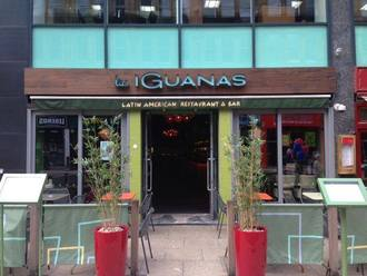 "Stop Las Iguanas forcing their staff to ""Pay to Work"""