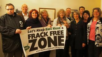 We oppose exploratory drilling for coal bed methane in East Kent