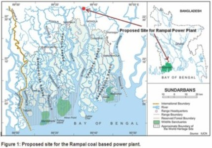 Stop coal-based Rampal power plant and save Sundarban.
