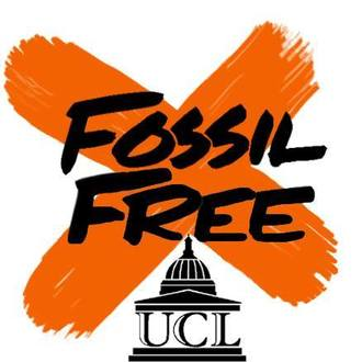 UCL, DIVEST FROM FOSSIL FUELS