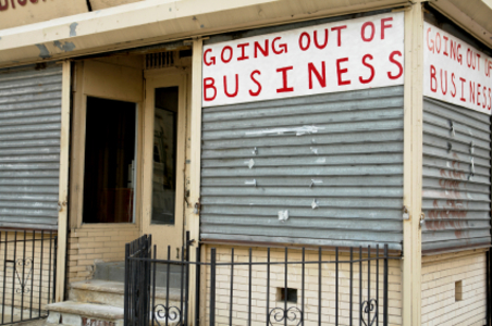 Big Banks Bad For Local Business
