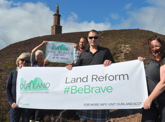 MSPs: Don't Back Down on Land Reform!