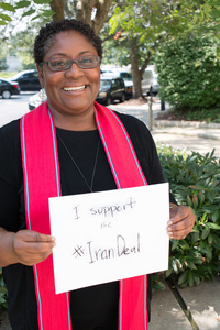 Tell Congress: People of Faith Support the Iran Nuclear Deal