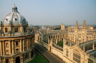 O oxford university facebook