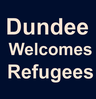 Dundee City of Compassion - support for refugees