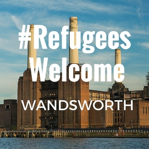 Refugees Welcome in Wandsworth
