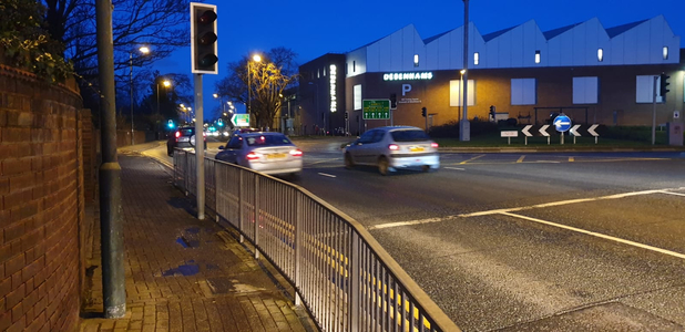 Turn OFF Traffic Lights In Hereford! (trial)