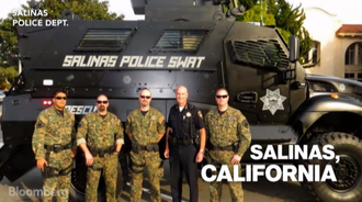 Require the DoD to recall & retrieve its military equipment from US police departments