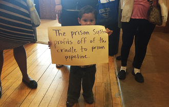 Tell Goff Public: Stop Promoting For-Profit Prisons