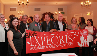 Regional Funding for Exploris Aquarium and Seal Sanctuary