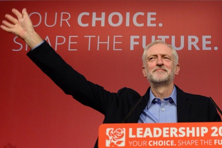 Labour MPs must get behind the new leader, Jeremy Corbyn