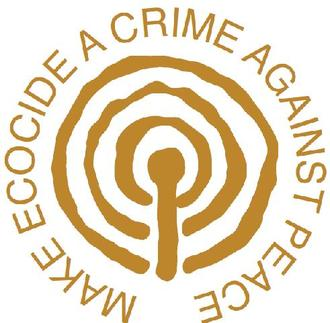 Ecocide is a Crime against Peace and needs an additional International Law to Stop it.