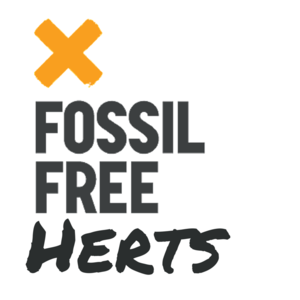 Hertfordshire County Council: Divest your funds invested in fossil fuel industries
