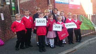 KEEP Weston Primary Academy School OPEN!