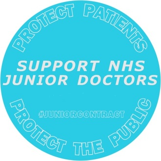 Opposing Junior Doctor Contract changes