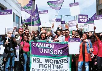 Pay Camden NSL workers a real living wage