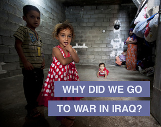 Hold an inquiry into the Iraq war
