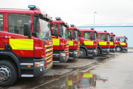 Stop Derbyshire Fire & Rescue Service Cuts